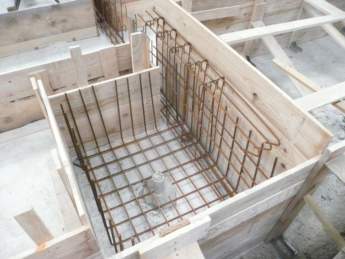B ton arm herv rivolta construction for Construction d une terrasse en beton