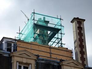 reparation de cheminee
