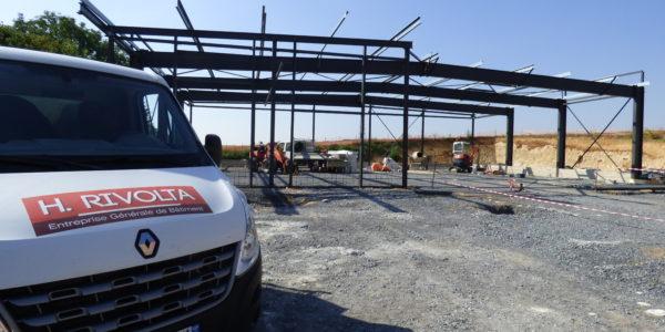 nouveau chantier construction